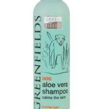 Greenfields šampon s Aloe Vera pes 250ml