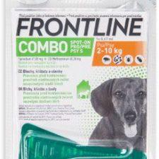 Frontline Combo Spot-on Dog S sol 1x0