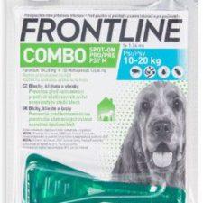 Frontline Combo Spot-on Dog M sol 1x1