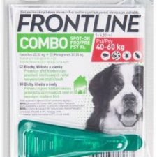 Frontline Combo Spot-on Dog XL sol 1x4