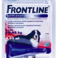Frontline Spot-On Dog XL sol 1x4