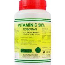 Vitamin C Roboran 50 plv 250g