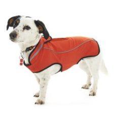Obleček Softshell  Červená chili 60cm XXL KRUUSE