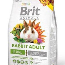 Brit Animals Rabbit Adult Complete 300g