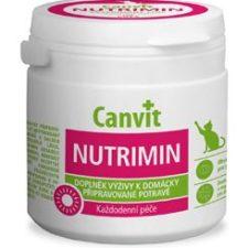Canvit Nutrimin pro kočky 150g plv.