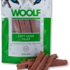 WOOLF pochoutka soft lamb fillet 100g