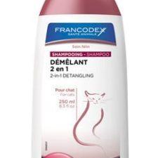 Francodex Šampon a kondicionér 2in1 kočka 250ml
