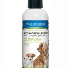 Francodex Sprej proti okusování pes