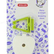 Minerální kámen pro malé hlodavce jablko Zolux
