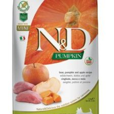 N&D GF Pumpkin DOG Adult Mini Boar & Apple 2