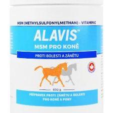 Alavis MSM pro koně plv 600g