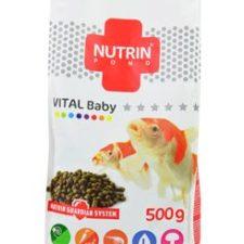 Nutrin Pond Vital Baby Kaprovité ryby 500g