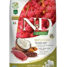 N&D GF Quinoa DOG Skin&Coat Duck & Coconut 2