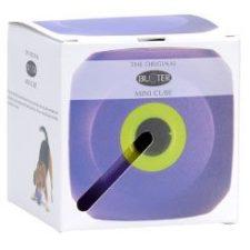 Hračka pes BUSTER Mini cube fialová 9cm