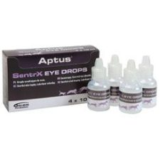 Aptus Sentrx Eye Drops 4 x 10ml