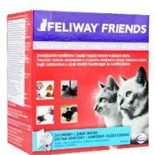 Feliway Friends difuzér + lahvička s náplní 48ml