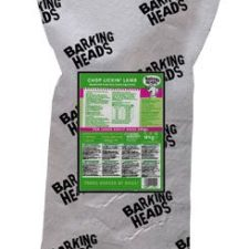 BARKING HEADS Chop Lickin' Lamb (Large Breed) 18kg