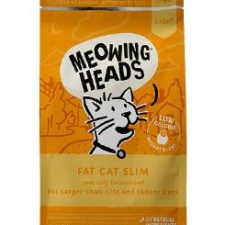 MEOWING HEADS Fat Cat Slim NEW 1