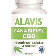 Alavis CanabiFlex CBD 30tbl