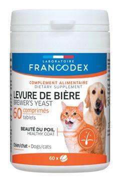 Francodex Brewer Yeast (pivovov. kvas) pes