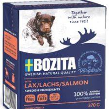Bozita DOG Naturals BIG Salmon / losos 370g