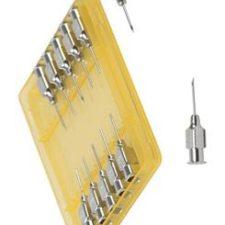 Jehla kovová LL 0.9x13mm 12ks
