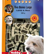 Nobby pamlsek - StarSnack Duo Bones Large Lamb 200 g