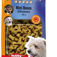Nobby pamlsek - StarSnack Mini Bones Chicken 200 g