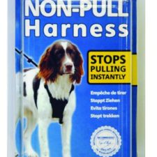 Postroj podšitý Non Pull Harnesss proti tahání medium