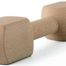 Aport tréninkový dřevo B&F 250 g