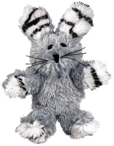 Hračka cat plyš Králíček Kong 1 ks