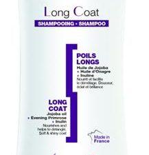 Biogance šampon Long coat - pro dlouhou srst 250 ml
