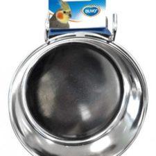 Miska nerez závěsná s hákem Duvo+ 9 cm (200 ml)