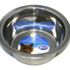 Miska cat nerez Duvo+ 300 ml