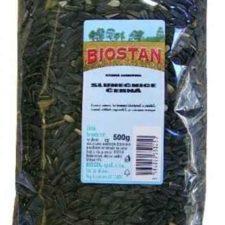 Slunečnice černá Biostan 500 g