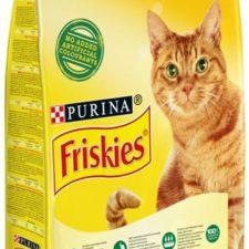 Friskies cat dry Indoor - kuře 10 kg
