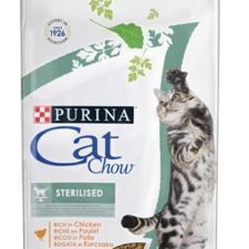 Purina Cat Chow Sterilized kuře 15 kg