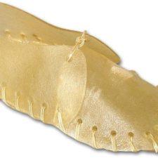 Buvolí bota přírodní Tommi - velká display 10 ks, 20 cm