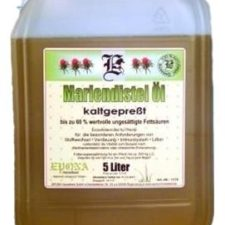 EPONA Mariendistel öll - olej z ostropestřce 5 l