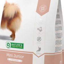 Nature's Protection Dog Dry Junior Mini 2 kg