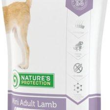 Nature's Protection Dog Dry Adult Mini Lamb 500 g