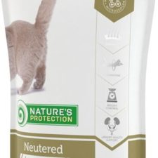 Nature's Protection Cat Dry Neutered/Sterilised 400 g