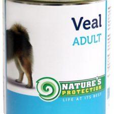 Nature's Protection Dog konz.Adult telecí 800 g