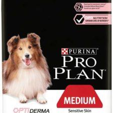 PRO PLAN Dog Adult Medium Sensitive Skin 3 kg