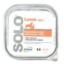 SOLO 100% Losos 100g