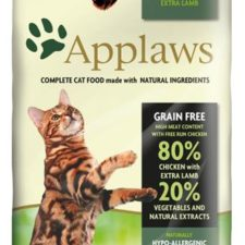 Applaws Cat Dry Adult Lamb 2 kg