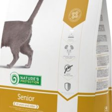 Nature's Protection Cat Dry Senior 2 kg