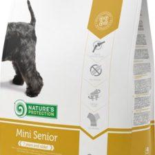 Nature's Protection Dog Dry Senior Mini 2 kg