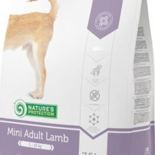 Nature's Protection Dog Dry Adult Mini Lamb 7,5 kg