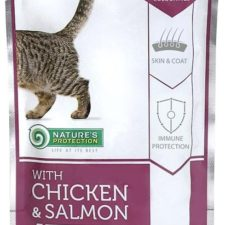 Nature's Protection Cat kaps. Skin & Coat Care 100g